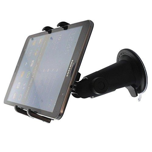 Smart-Planet® Tablet Halterung - Autohalterung für die Scheibe / KFZ Halter für Tablet PC vibrationsfrei - für ALLE Tablet PCs, Navis , Handys bis zu 10,5 - 20,5 cm Breite oder Höhe