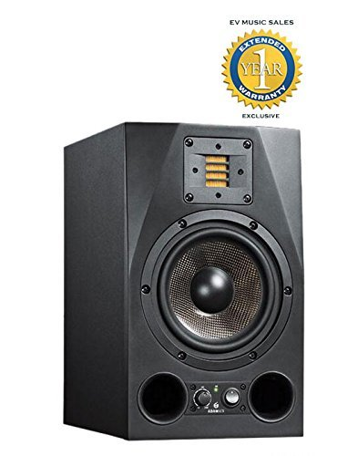 Adam Audio A7X 7' 150W Active 2-Way Studio Monitor with 1 Year Extended Warranty
