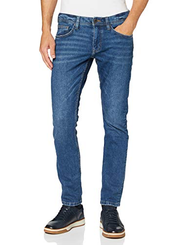 Esprit Herren 990EE2B311 Jeans, 902/BLUE MEDIUM WASH, 32W / 32L