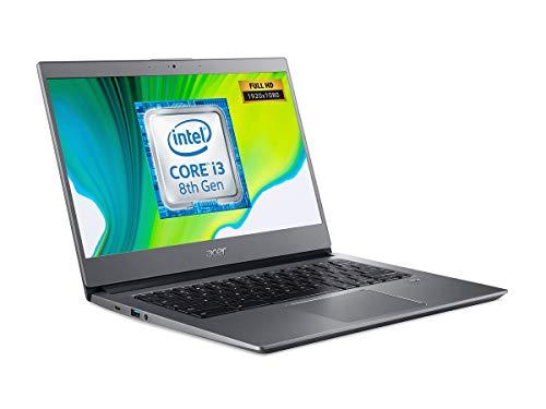 Acer Chromebook 714 CB714-1W (Intel Core i3-8130U, 8GB RAM, 128GB eMMC, 14 inch Full HD Display, Chrome OS, Iron) NX.HAYEK.007