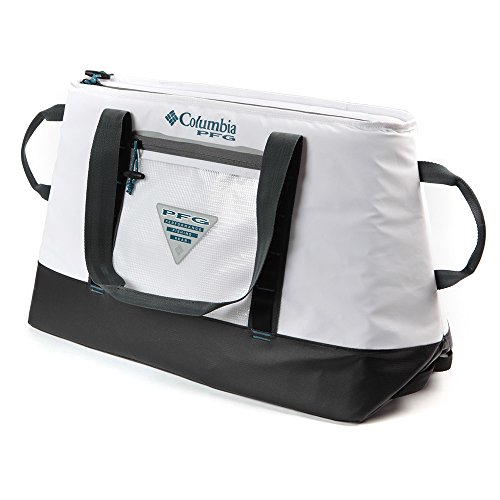 Columbia PFG Perfect Cast Thermal Tote, White