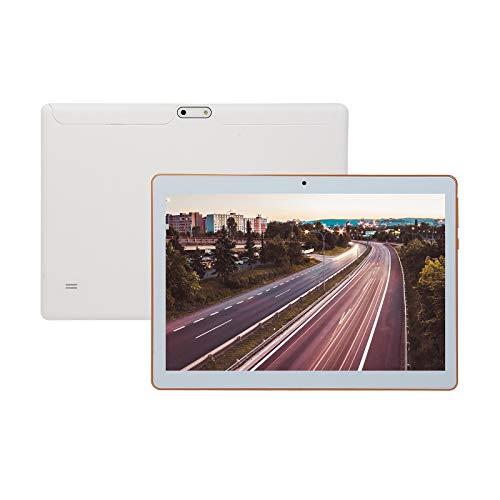 LTINN 10.1 Inch Android 4.4 Tablet PC Quad-Core 16GB ROM 1GB RAM, Dual Sim Card,Support Bluetooth, GPS, WIFI, 800x1280 Full HD IPS Screen, 2.0 MP and 2.0 MP Dual Cameras