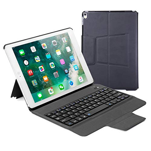 Hemotrade Ultra-Slim Bluetooth-toetsenbord met hoesje voor 2017ipad/Pro9.7/Air2/Air