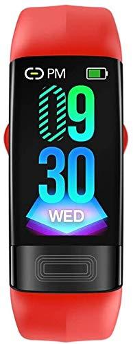 BTXX Monitor de ECG P11 + HRV presión del sueño del Ritmo cardíaco Monitor de Sangre SmartWatch de Todo el día rastreador de Ejercicios Pulsera for iOS for Android Impermeable Reloj Inteligente