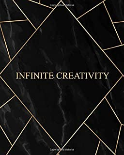 Infinite Creativity: The Largest Sketchbook, 828 Pages Sketch Book, Perfect For Your Projects with DIY Table of Contents, Softcover (8x10inches)