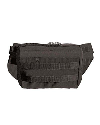 Mil-Tec pistolet hanche Bag Noir