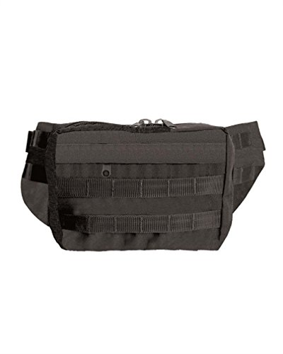 Pistolen Hip Bag schwarz