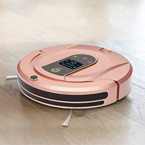 Best Prices! Robotic Vacuum Cleaner With Large Water Tank, Smart Remote Controller Robot Vacuum Clea...