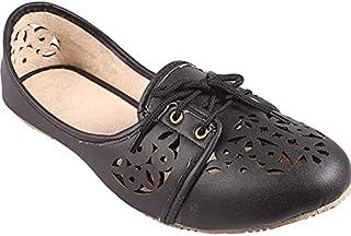 Zap Women's Shoe Belly-Black (S.NO_12)