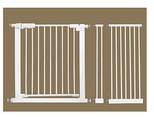 Huisdier Deur bar Hond Hek Indoor Anti-Hond Isolatie Railing Veiligheid Hek Teddy Grote Kleine Hond Hek Inclusief 1-2 Expansie kit E: 128-138cm (50.39-54.33in)