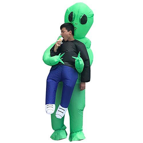 Disfraz de extraterrestre inflable para Halloween de tu pequeño ...