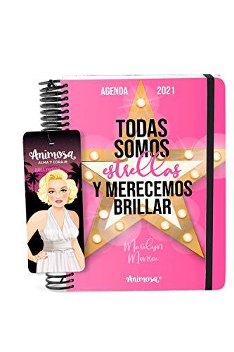 Animosa - Agenda anual Marilyn Estrellas 2021