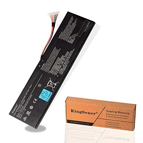 KingSener GAG-J40 Batteria del computer portatile per Gigabyte Aorus X7 Dt V7 V8 V6 Aero 15 14 V7 14-W-CF2 15x 15w 14-P64WV6 P64Wv7-De325Tb