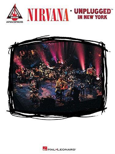 Nirvana - Unplugged in New York (Guitar School): Tab