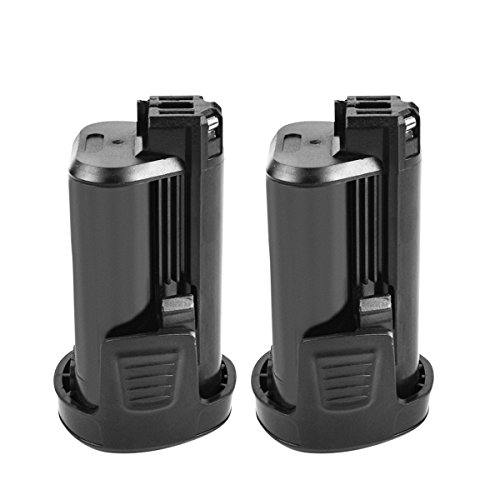 Bonacell 2 Pack High Capacity 3500mAh 12V Replacement B812-02 Battery Compatible with Dremel 8200 8220 8300 Cordless Tools, Lithium-ion Battery Pack