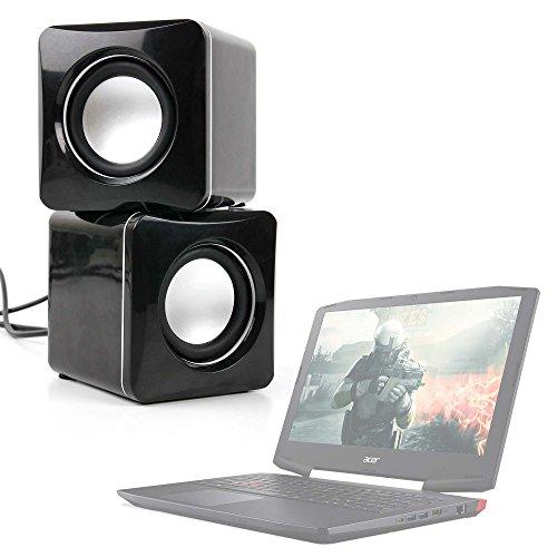 DURAGADGET Altavoces Compactos para Portátil Acer Aspire...