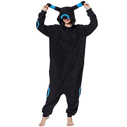 WJCRYPD Pareja Hombres Mujeres Adultos Partido del Festival Onesie Animal Rendimiento Fox Pijama Polar Pijamas XL Qf Shop (Color : Donald Duck, Size : XL)