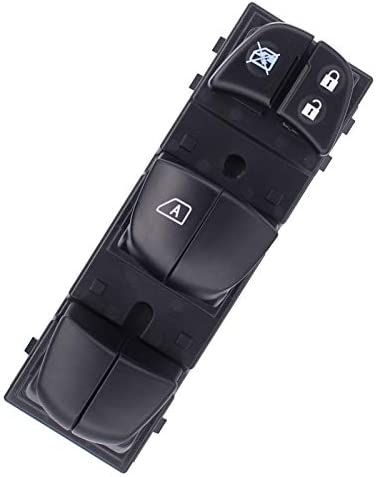 ApplianPar Front Driver Side Window Switch for Altima Leaf Pathfinder Qashqai Rogue product image