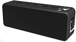 V5.0 Bluetooth Speaker with Loud 20W Stereo Sound,66 ft Bluetooth Range, 20 Hours Playtime, IPX7 Waterproof, Portable Wireless Speaker for Camping, Sports, Beach, Pool Party, Shower