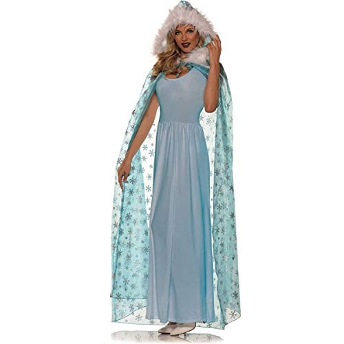 Underwraps Women's Snow Queen Cape - http://coolthings.us