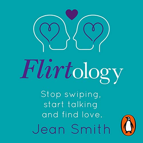 Flirtology audiobook cover art