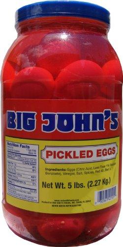 Big John's Pickled Eggs - Gallon