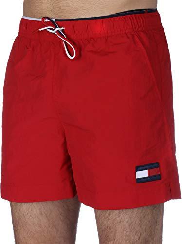 Tommy Hilfiger Solid Short Drawstring zwembroek