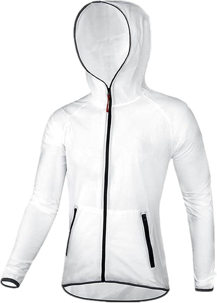 Jacket Waterproof Reflective Bicycle Raincoat Bike Men's Windbreaker