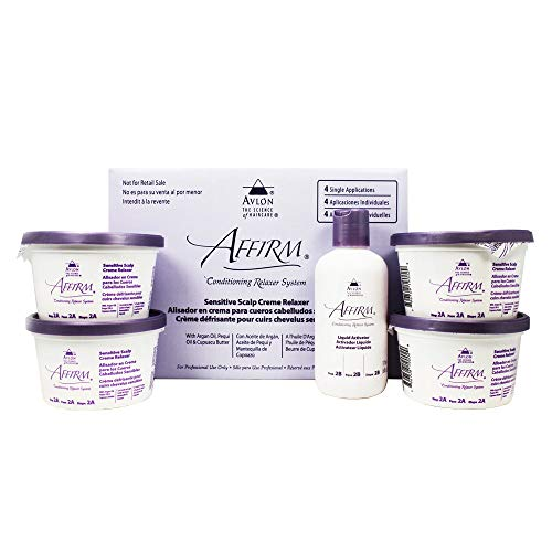 Affirm Relaxer Kit 4 Applications by Affirm