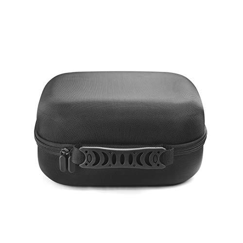 Oiowia Air-Pods MAX Estuche, Bolsa de Viaje, Estuche de Transporte Suave Eva Mini Bolsa Protectora, Adecuado para Auriculares Bolsa Protectora Bolsa de Almacenamiento portátil Material de Nylon
