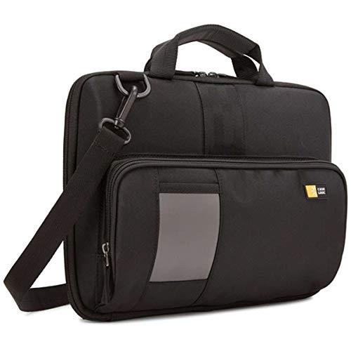 "Case Logic 11.6"" Chromebook Work-in Case with Pocket, Black"