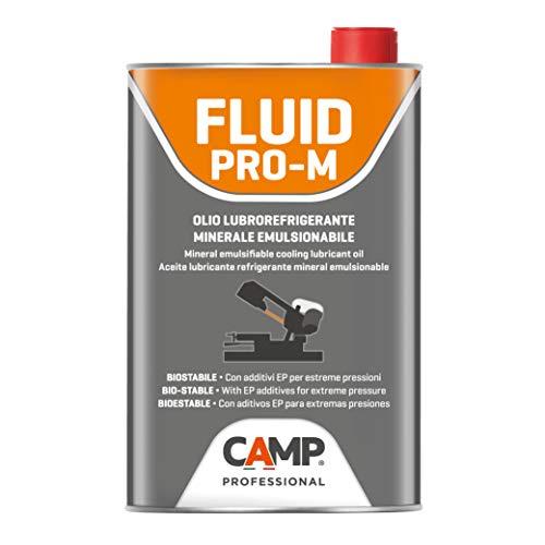 CAMP 1058 001 Fluid PRO-M, Olio lubrorefrigerante Minerale emulsionabile