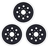 NYTiger 5 inch 8 Hole Hook & Loop Replacement Sander Backing Pad for Bosch RS035 and RS034 Compatible with Bosch ROS20VS, ROS20VSC, ROS20VSK, ROS20, ROS10