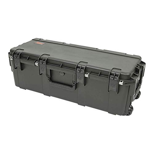 SKB iSeries Ultimate Waterproof Crossbow Case, One Size, Black