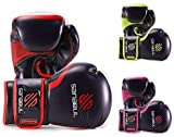 Essential Boxing Gloves Red...