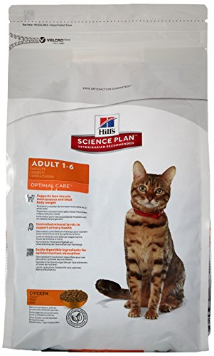 Hill's Science Plan 8736 Hills Feline Adult Huhn 2kg