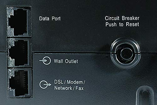 APC by Schneider Electric Back-UPS ES - BE700G-UK - Uninterruptible Power Supply 700VA (8 Outlets, Surge protected)