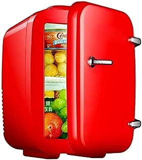 WSJTT Mini Refrigerator Electronic Cooler Silent Car Refrigerator with 10 Liter Large Capacity Portable Compact Refrigerat...