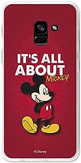 Transparente Xiaomi Pocophone F1 La Casa de Las Carcasas Carcasa Oficial Disney Mickey Classic