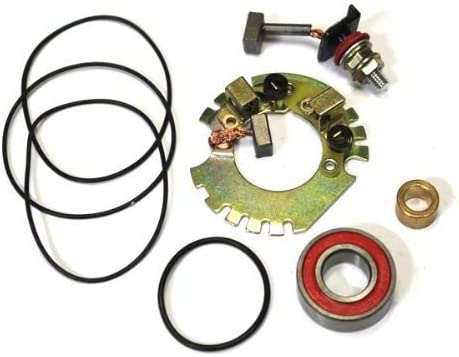 Caltric compatible with Starter Kit Yamaha Wa 35 400 350 Yfm SEAL limited product Genuine Free Shipping Atv