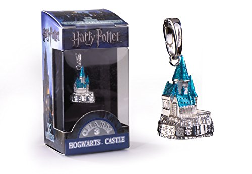 The-Noble-Collection-Lumos-Charm-3-Hogwarts-Castle-Coloured-Silver
