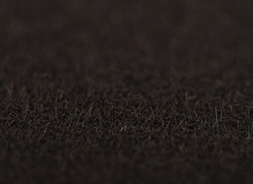 Leinwandbau.info Klebefolie schwarz 45cm breit 3m lang, Velours, Samt Selbstklebend