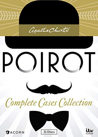 Learn More About Agatha Christie's Poirot: Complete Cases Collection