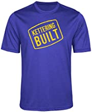 CollegeFanGear Kettering Performance Royal Heather Contender Tee 'Kettering Built'