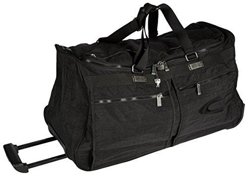 camel active Koffer, Reisetasche schwarz, Trolley, Journey, 70 cm, 68.0 Liter, B00 120, besonders leicht