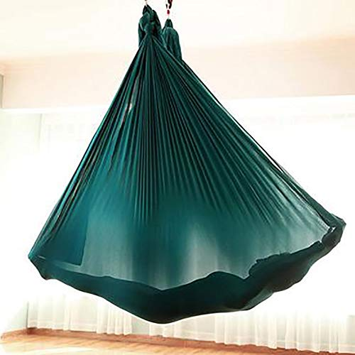 Sale!! Juup Aerial Yoga Hammock - Premium Aerial Silk Yoga Swing Antigravity Yoga,Inversion Exercise...