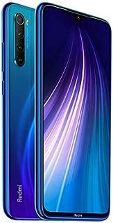 هاتف شاومي ريدمي نوت 8 ثنائي شرائح الاتصال - الجيل الرابع ال تي اي - رام 3 جيجا