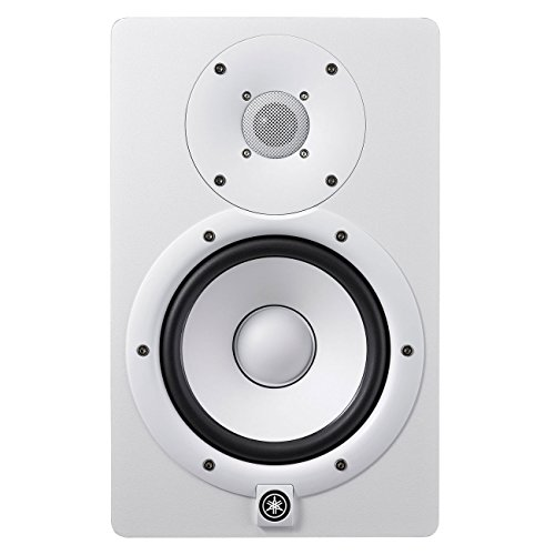 Learn More About Yamaha HS7 Active Studio Monitor (Pair) White with 1 Year Free Extended Warranty