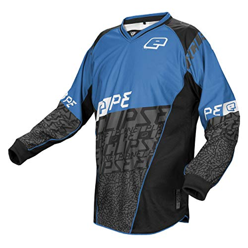 Planet Eclipse FANTM Paintball Jersey (X-Large, Ice)