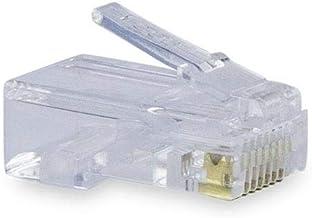 CONECTOR RJ45 (100 PCS), 1